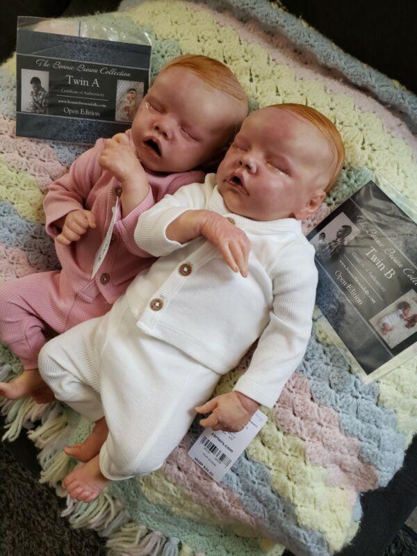 Reborn Twin A and Twin B