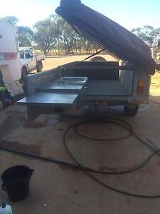 Camping trailer negotiable Walkaway Geraldton City Preview