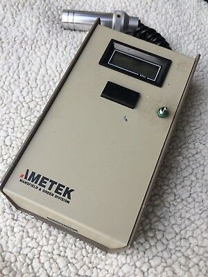 Ametek Digital Phototach -- Model 1891-am -- Vintage Tech Machine Test Equipment