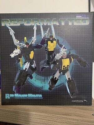 MASTERMIND CREATIONS MALUM MALITIA Transformers Masterpiece Insecticons US Selle