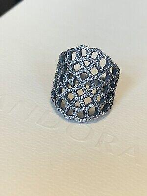 Pandora Lace Ring Size 52