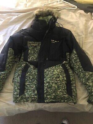 Grenade Snowboard Jacket Mens Size Large