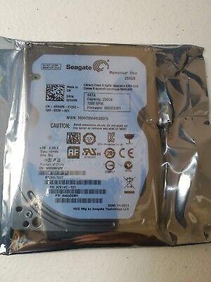 New 250GB 7200RPM 8MB Cache SATA 2.5