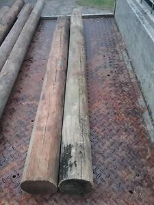 USED COPPER LOGS BUNDLE DEAL OF 2, SEE BELOW. St Georges Basin Shoalhaven Area Preview