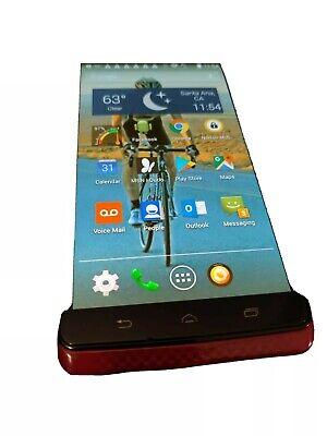 Motorola Droid Turbo - 32GB - Metallic Red (Verizon) EXCELLENT Condition