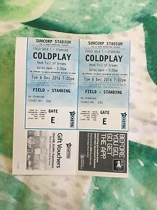 Coldplay Tickets Toowoomba Toowoomba City Preview