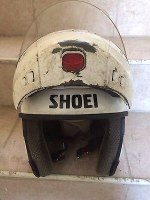 - Shoei Syncrotec Multitec Modular Motorcycle Helmet FULL FACE TOURING HELMET