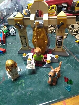 LEGO 75900 Scooby-Doo Mummy Museum Mystery 2015 RETIRED missing 6 pieces
