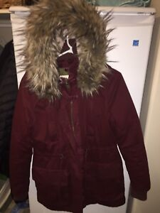 Very cozy and warm coat from GARAGE