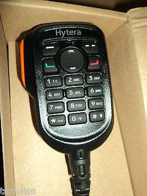 Hyrera Compatible Sm19a1 Microphone Hyt Md782 Md782g Md 782 Dtmf Palm Mic Keypad