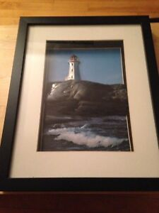 Peggy's Cove Lighthouse Picture