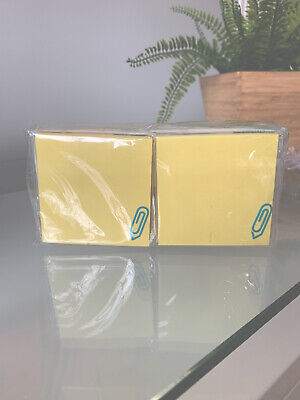 3 X 3 Yellow Sticky Notes Available In A Pack Of 12