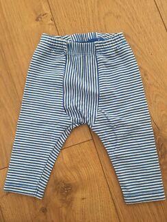 BONDS 000 stripey pants