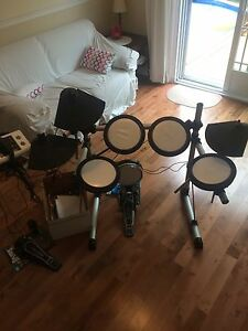 Electronic drum set-Typhoon TYDD-01