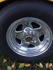 Centre line drag rims