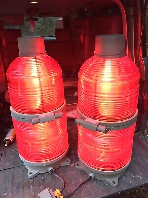 TWR Lighting 300mm FB-Beacon, tower light red beacon. industrial light 2avaible