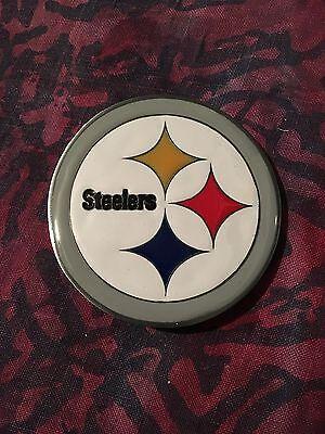 (PITTSBURGH STEELERS BELT BUCKLE NFL BUCKLES NEW)