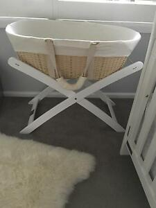 Baby Moses Bassinet Elanora Heights Pittwater Area Preview