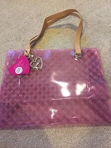 Guess bag clear