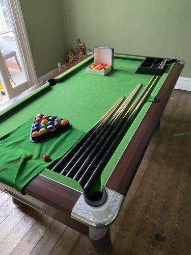 Used Pub Supreme Pool Table