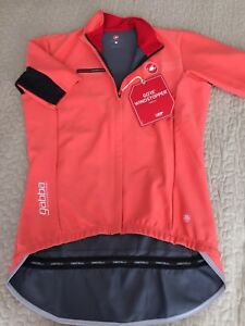 Castelli GABBA 2 Cycling Jersey Women's - Size Large