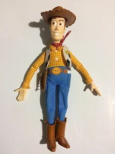 Vintage Woody Toy Story Doll