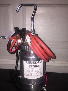 Smoke-Tek EVAP Smoke Machine Diagnostic Emissions Vacuum Leak Detector Tester