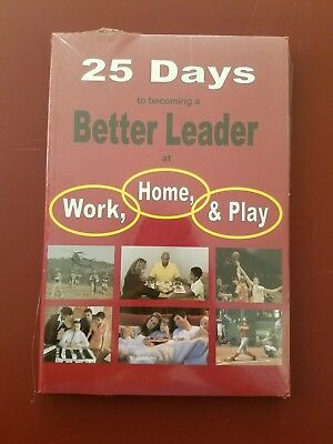 Fun At Work Day (25 DAYS TO BECOMING A BETTER LEADER AT WORK, HOME, AND PLAY By Lee Kind)