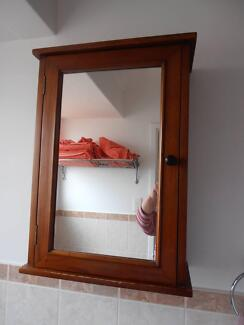 Bathroom Mirrors Gumtree bathroom mirror shaving cabinet | other home & garden | gumtree