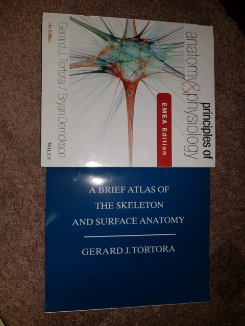 New Principles of Anatomy and Physiology 14th edition. | Textbooks ...