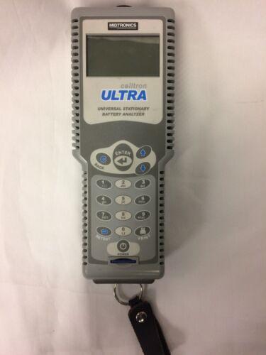 Midtronics Celltron Ultra Universal Stationary Battery Analyzer CTU-6000