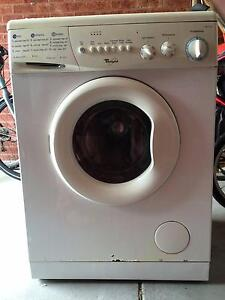 Whirlpool front loading washing machine Newtown Geelong City Preview