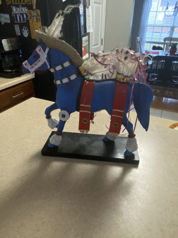 The Trail Of Painted Ponies No. 12247 Fancy Dancer 2E/2887, EXCELLENT!!!