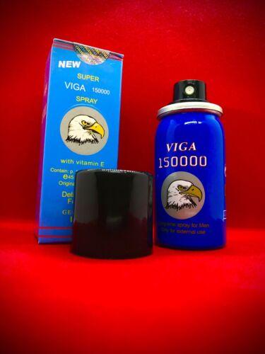 Viga 150000 SPRAY 45 ml Verzögerungen Ejakulation Sprüh Delay Spray