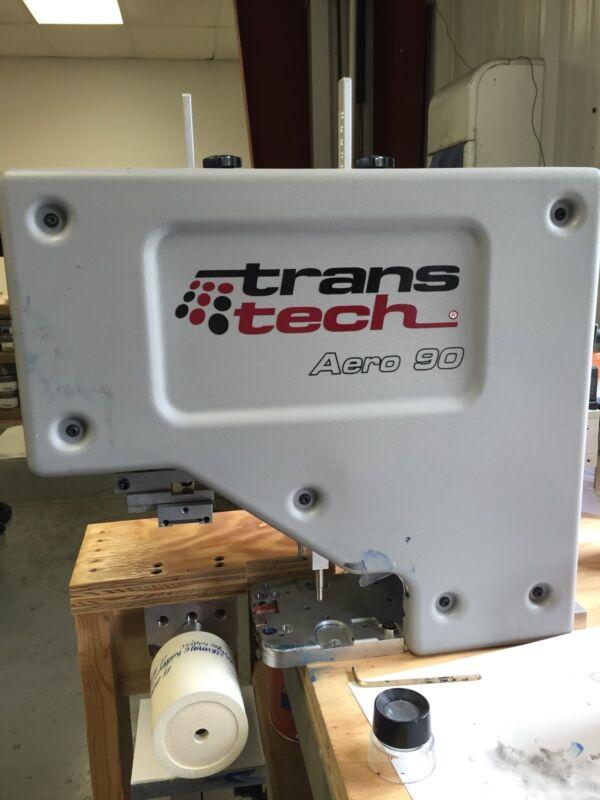 pad printing   trans tech areo 90