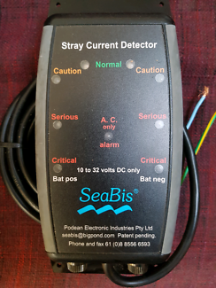 SeaBis stray current detector