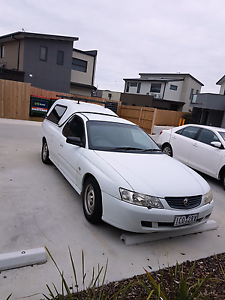 2002 commodore ute gass and petrol Craigieburn Hume Area Preview