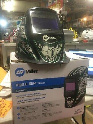 Miller Digital Elite Welding Helmet