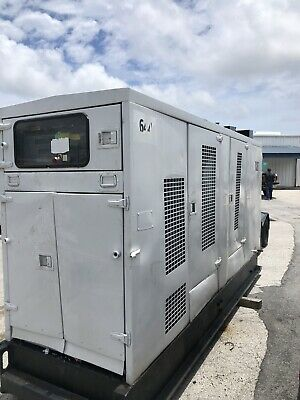 100 Kw Diesel Generator Cat Xq125