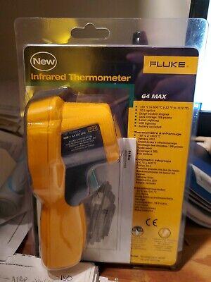 Brand New Fluke 64 Max Infrared Thermometer
