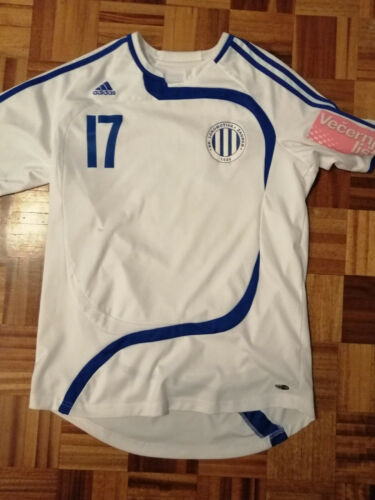Match Worn Jersey Handball Club LOKOMOTIVA Zagreb Croatia