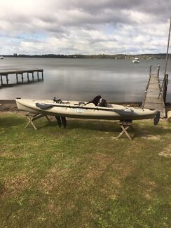 Hobie Mirage Kayak Mayfield East Newcastle Area Preview