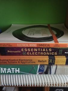 SELLING ELECTRICAL/ELECTRICAL ENGINEERING TECHNICIAN BOOKS