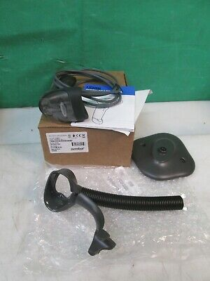 Symbol Ls2208-sr20007r-ur Barcode Scanner With Cable And Stand Mfg Aug 2019