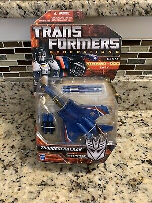 Transformers Generations Universe Classics Thundercracker