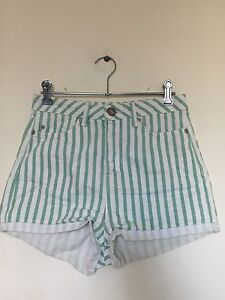 Topshop shorts size 28 (size 10) Rowville Knox Area Preview