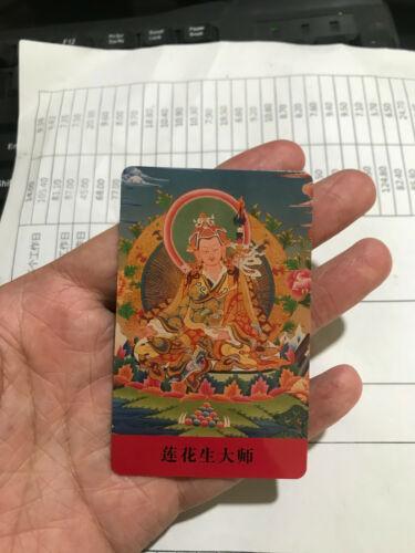 china hand made tangka card s008 hot