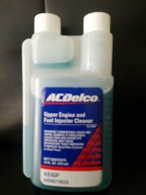 ACDelco X66P Fuel Injector and Upper Engine Cleaner - 16