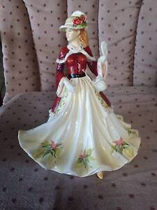 ROYAL DOULTON ENGLISH LADY CO FIGURINE Padstow Bankstown Area Preview