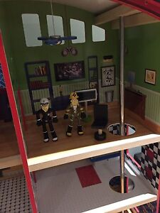 Kidcraft Police and Fire station